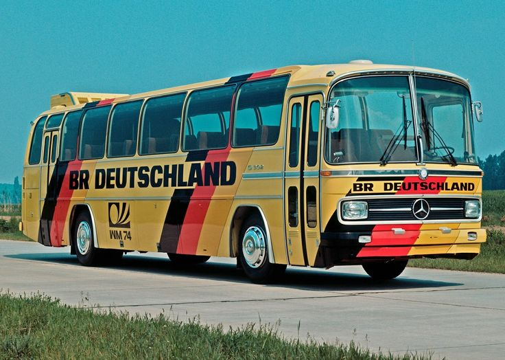 1974 World Cup bus.