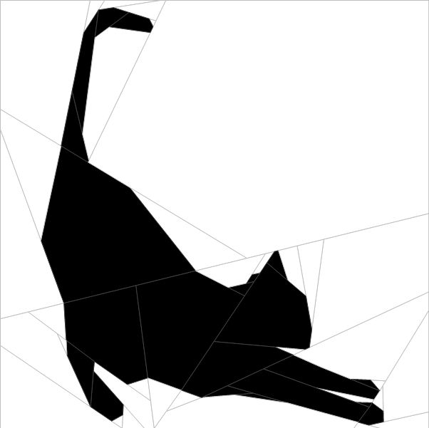 Looking for your next project? You're going to love Silhouette Cat #6 by designer JaneenVN. - via @Craftsy