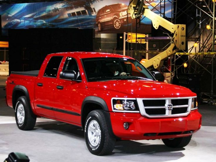 The Dodge Dakota 2016 is special with its spec.