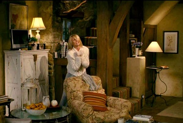 The Holiday movie cottage Cameron Diaz 2