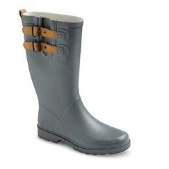 Women's Premier Tall Rain Boots - Gray