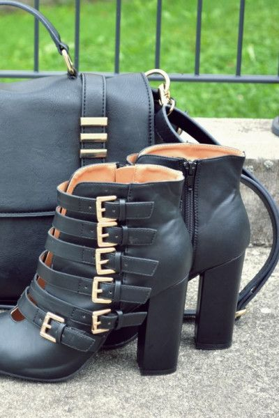 rosekiarapeaches - Primark Heels & Aldo Bag