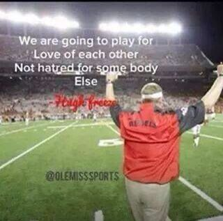 Hugh Freeze is a class act! Hotty Toddy. HYDR!!