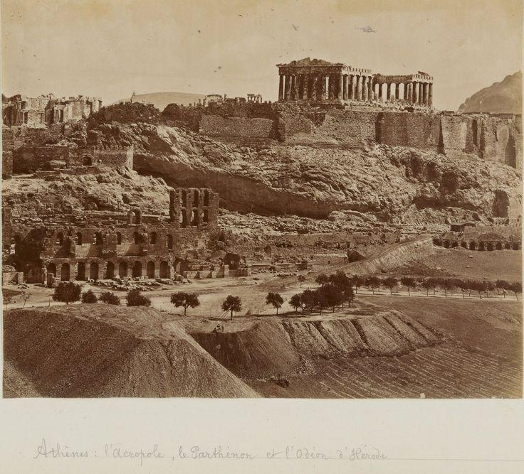 Acropole, Parthenon, Odeon