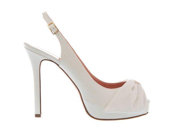 Η νέα συλλογή Νυφικών Παπουτσιών Mourtzi Άνοιξη-Καλοκαίρι 2013 | Μοντέρνα Σταχτοπούτα. . .