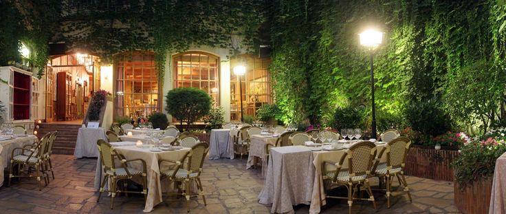 Restaurante Vitoria | Restaurante Andere | Eventos | Jardin
