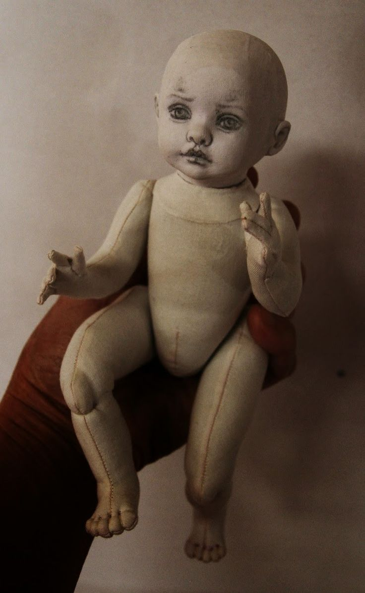 Susie McMahon Dolls: A New Baby