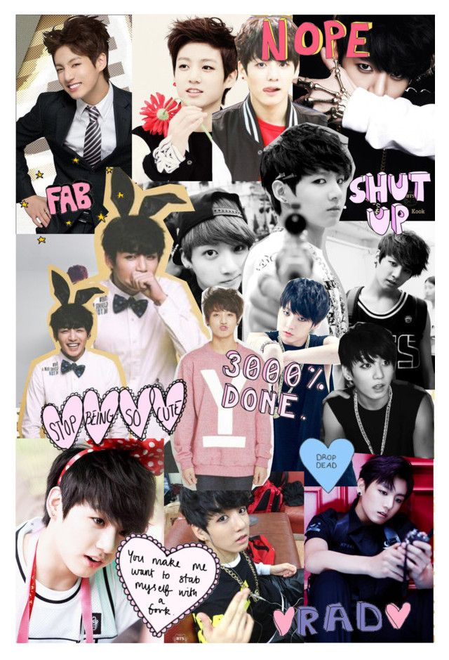 the different sides of Jungkook wallpaper, bae is too cute