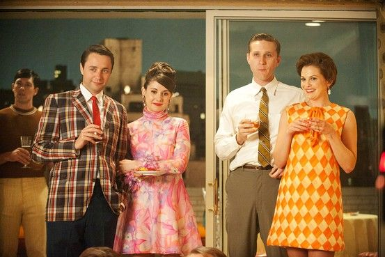Janie Bryant on 'Mad Men,' Don Draper and Men's Fashion - Heard on the Runway - WSJ
