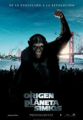 EL CINE EN TU CASA  : El Planeta de los Simios: Revolución (2011)