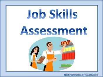 assessing vocational course Continuing studies home / career help / vocational assessment our two-session assessment packages include a group career assessment session, a vocational profile the resulting vocational profile will help you choose high school courses that support your future education or.