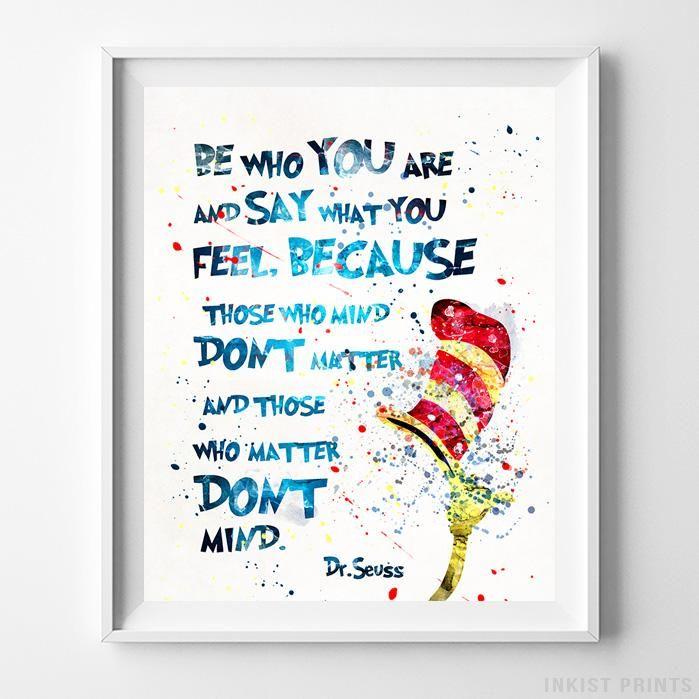 Dr Seuss Quote Type 10 Print Seuss Quotes Dr Seuss Quotes Dr Seuss Posters