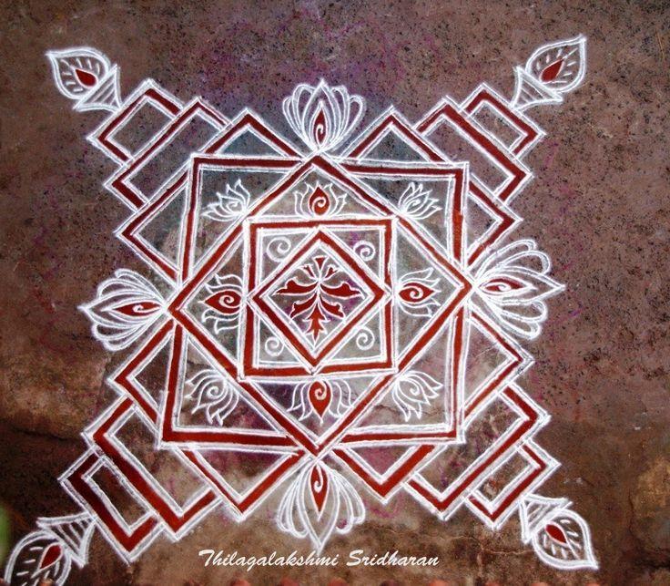 1000 Images About Rangoli: 1000+ Images About Rangoli / Kolam On Pinterest
