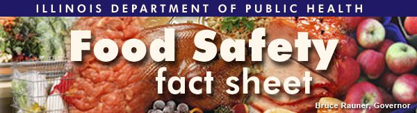 Food Safety Fact Sheet - Critical Temperatures for Food Service