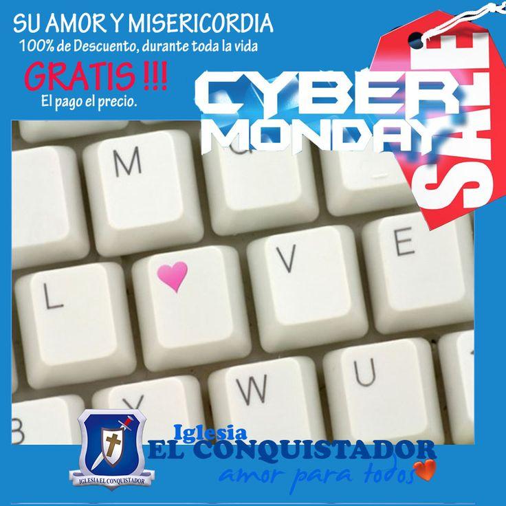 afiche cybermonday