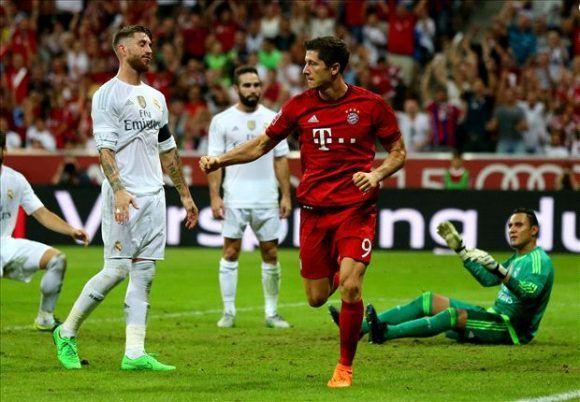 Байерн Мюнхен – Реал Мадрид