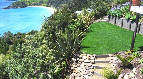 Huntaway Lodge - Garden Design