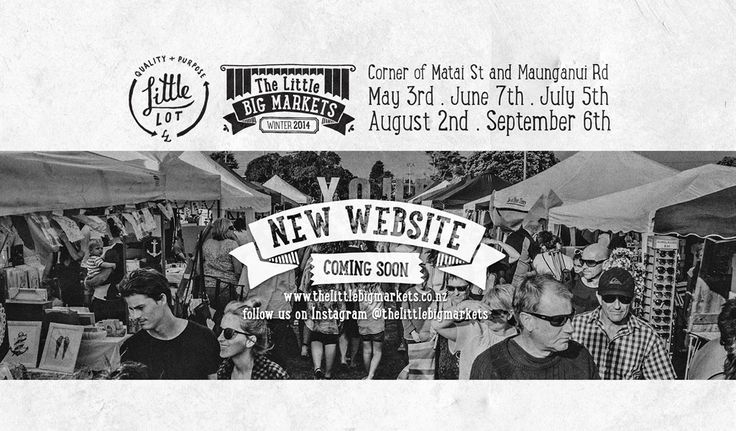 Little Lot | New Website Coming Soon from The Little Big Markets