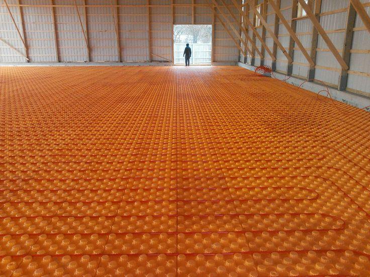 Pole Barn Radiant Floor Heating Cost Gurus Floor