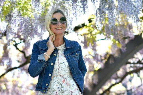 Flower Power this Spring: Ageless Style Linkup
