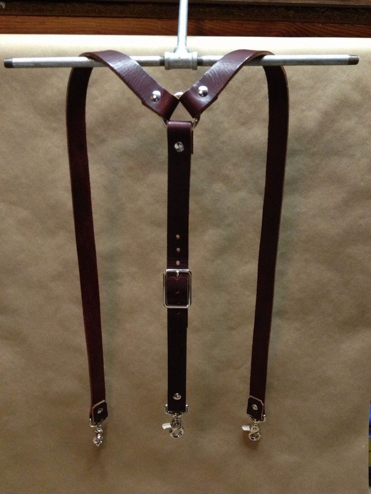 Best 25 Leather Suspenders Ideas On Pinterest Mens