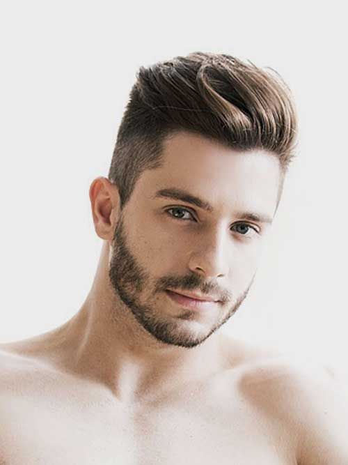 Medium Hairstyles To Make You Look Younger | Boy haircuts ...