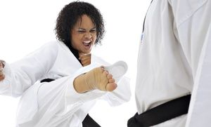 Groupon - $ 150 for $300 Worth of Services at Bell's Martial Arts in Woodbine - Lumsden. Groupon deal price: C$150