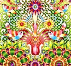 symmetrische compositie