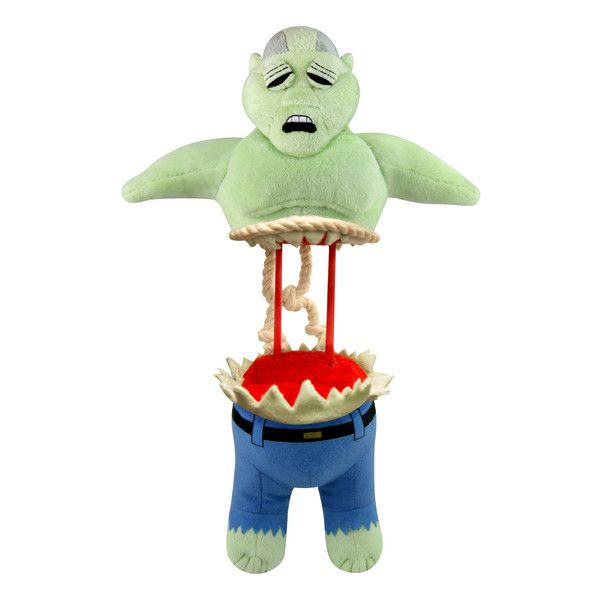 Well Walker Plush Tug Toy