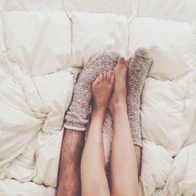 cuddle up // #xo