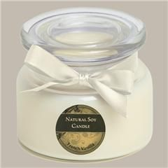 French Vanilla $29.95. Vanilla beans and Tonka beans with a touch of butter and nuts. Non-toxic with a burn time of up to 85 hours.