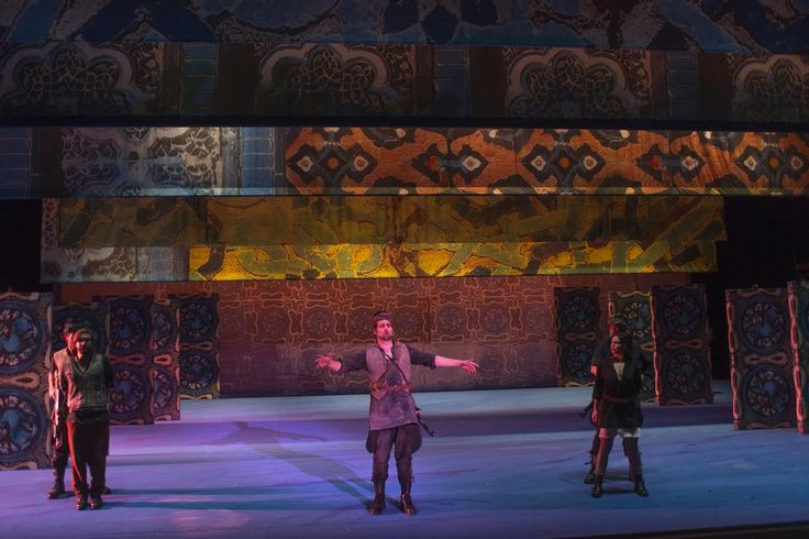 L'Enlèvement au Sérail de Mozart au Théâtre du Capitole | | Toulouseblog.fr