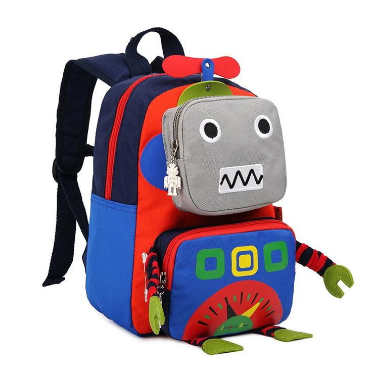 New Cute Girl Schoolbag Cartoon Robot Children School Bags For Boys Baby School Backpacks Child Kids Satchel Mochila Escolar  #bag #L09582 #backpack #fashion #bagshop #WomenWallets #YLEY #kids #Happy4Sales #handbags #highschool #shoulderbags  #NewArrivals