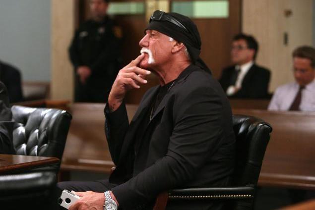 Hulk Hogan Testifies in Gawker Sex Tape Trial Nick Denton Expected Next Week