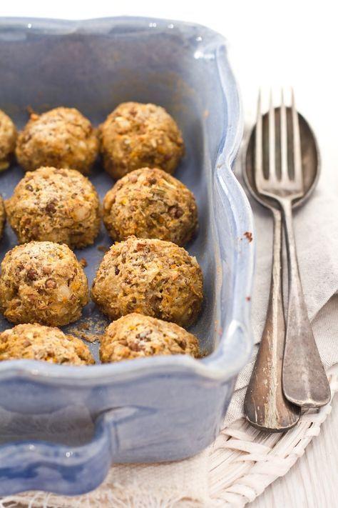 Polpette di lenticchie § ricetta vegetariana §