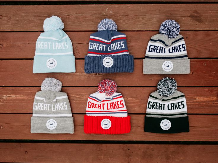 Winter Knit Necessities l Great Lakes