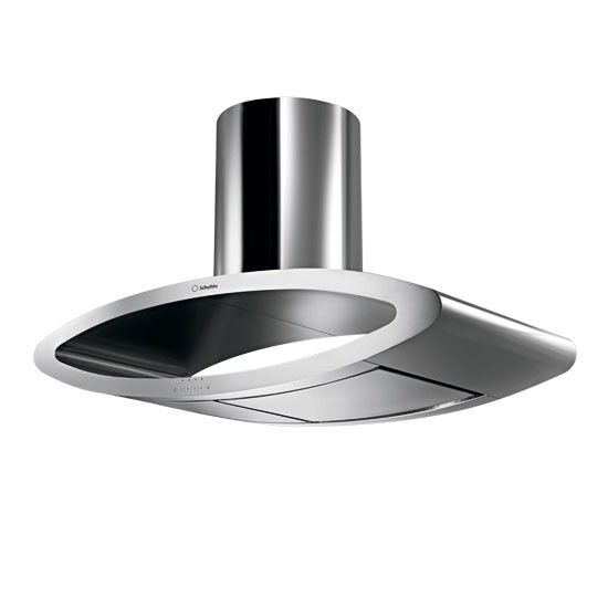 Jewel ducted/recirculating extractor fan from Scholtès | 10 statement extractor fans | kitchen appliance ideas | kitchen ideas | housetohome