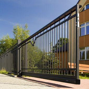 Popular AUTOMATIC SLIDING GATES DESIGN Automatic Gates