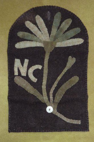 1000 images about wool applique on pinterest wool for Jardin woolens
