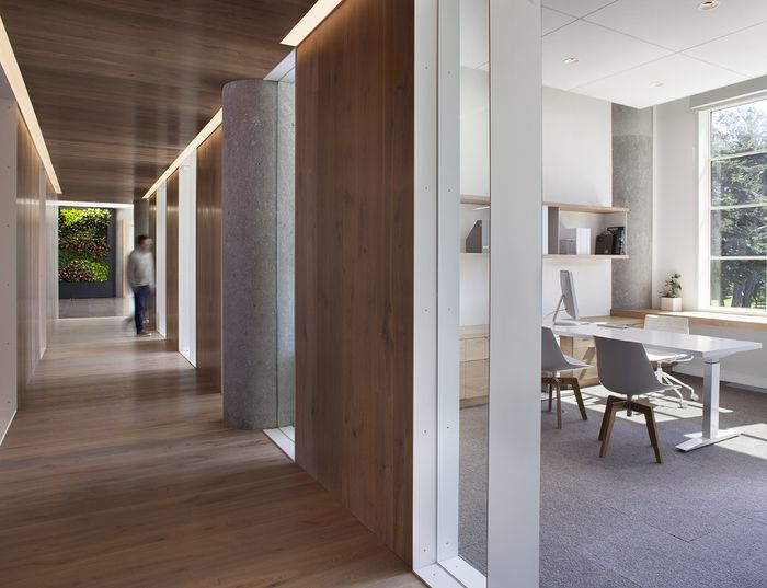 Feldman Architecture Has Designed The New Offices Of A Venture Capital Firm In San Franciscos Historical