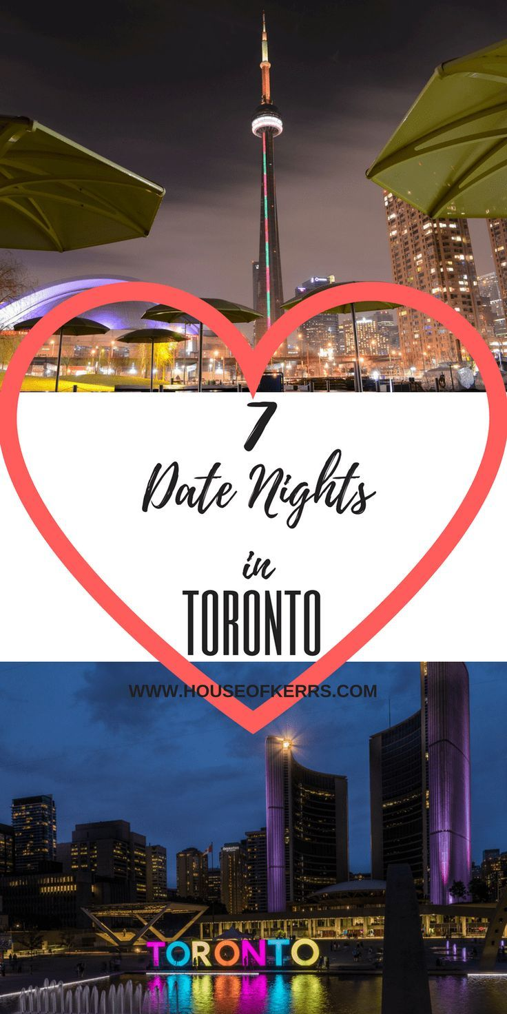 Date night ideas for married couples toronto