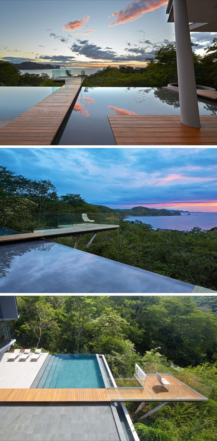 best 25 infinity edge pool ideas on pinterest luxury homes dream houses luxury homes and. Black Bedroom Furniture Sets. Home Design Ideas