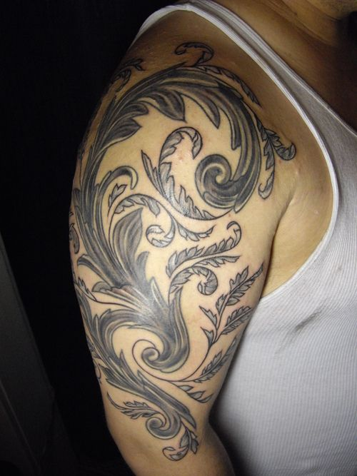 29 best Filigree Tattoo Designs Women images on Pinterest ...