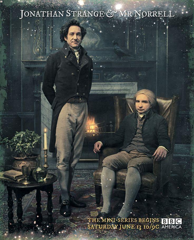 Джонатан Стрендж и мистер Норрелл (Jonathan Strange & Mr Norrell), постер № 1