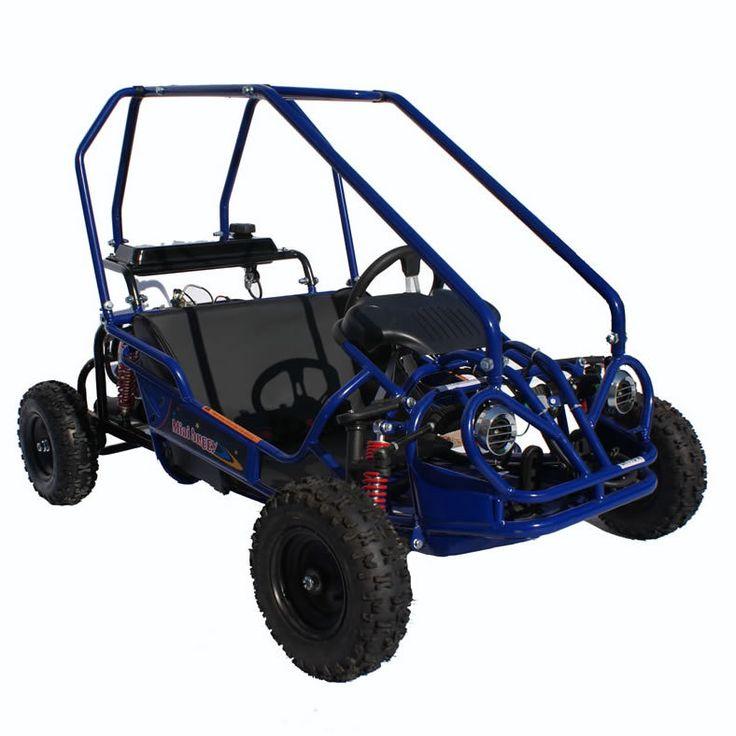 High Rev GK110-A Gas Go Kart - High Rev Power Gas Go Karts