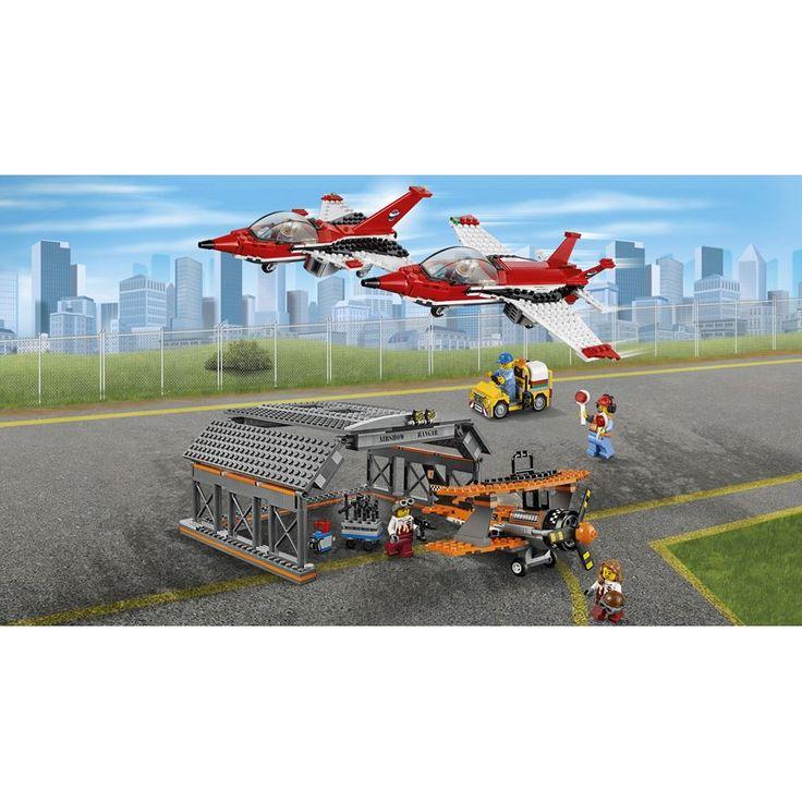 LEGO City Airport Air Show 60103 image-2
