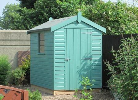 Garden Sheds 2 5 X 1 5 garden sheds 2 x chalet 4 ft on design decorating