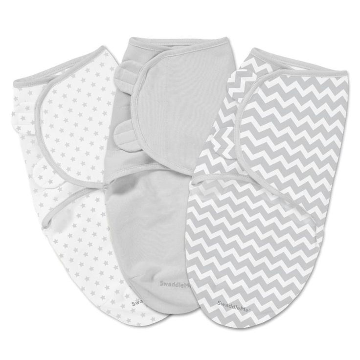 SwaddleMe is the original and only baby brand with a line of research-backed products adapted for all sleep stages of a baby's first years. From smaller newborn swaddles to arm-free swaddles that safely accommodate rolling over to cozy wearable blankets, SwaddleMe's line of sleep products has been expertly designed and tested to keep your baby snug, safe, and comfy every night throughout their first years of ever-changing life.