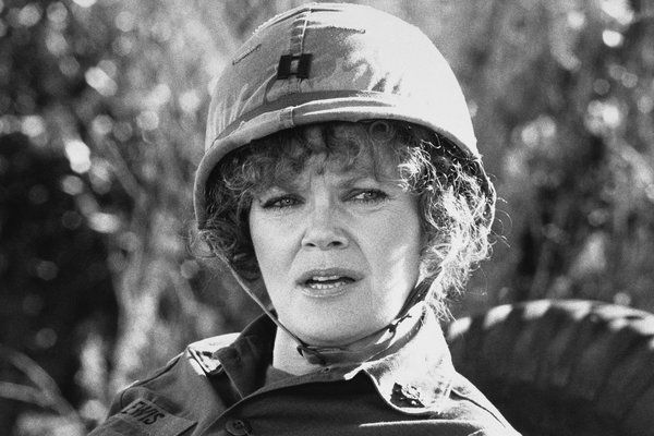 Eileen Brennan, Who Played Flinty Captain in 'Private Benjamin,' Dies at 80 07/28/2013.  I loved her voice.  She had this cool voice and it was so sad to see her career derailed when she was hit by a car.