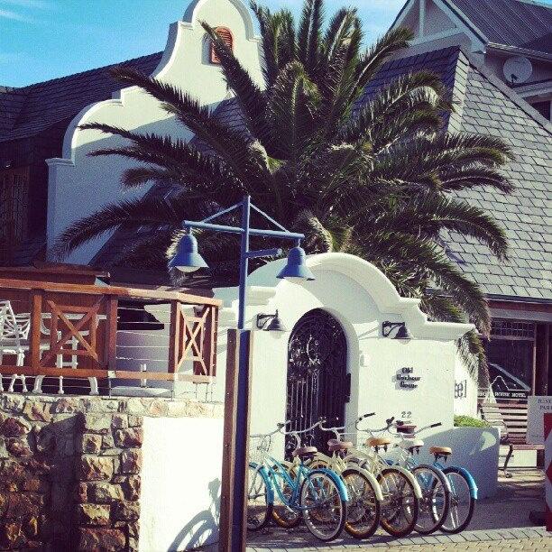Lovely bicycle #hermanus #africa